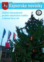Vajnorské novinky č. 11-12/2011