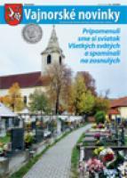 Vajnorské novinky č. 9-10/2012