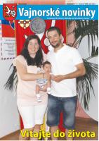 Vajnorské novinky č. 5-6/2014