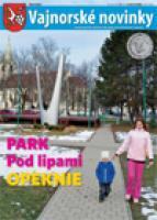 Vajnorské novinky č. 1-2/2013