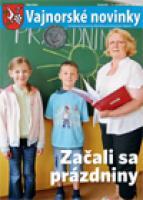 Vajnorské novinky č. 5-6/2013