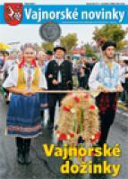 Vajnorské novinky č. 7-8/2013