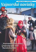 Vajnorské novinky č. 1 - 2/2018