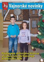Vajnorské novinky č. 11-12/2015