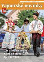 Vajnorské novinky č. 7 - 8/2019