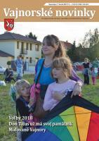 Vajnorské novinky č. 9 - 10/2018