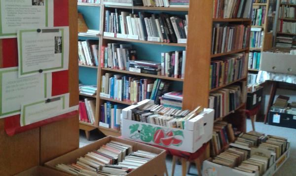Sťahovanie knižnice 2
