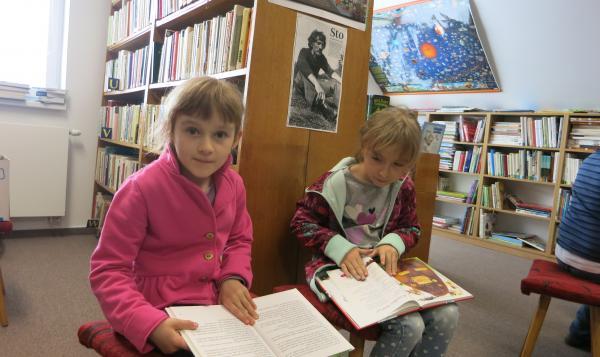 Knižnica - Podujatia 2016