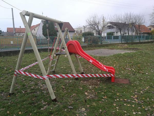 Detské ihriská vo Vajnoroch dostali nový šat