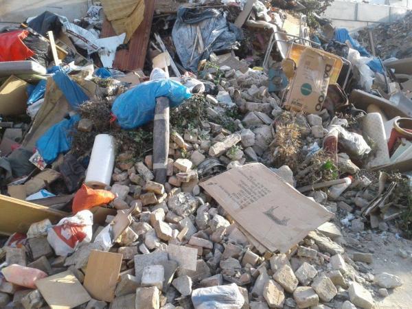 Zber veľkoobjemového odpadu nie je zber stavebného odpadu
