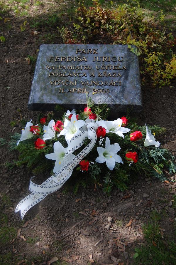 Uctili sme si 112. výročie príchodu Ferdiša Jurigu