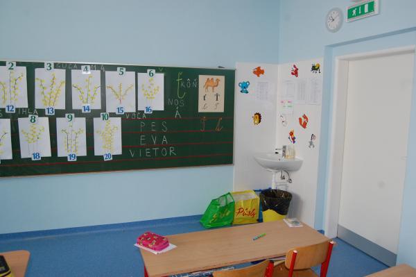 Päť nových tried v ZŠ Kataríny Brúderovej