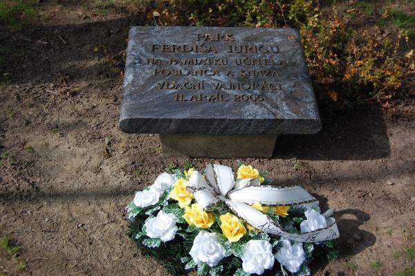 113. výročie príchodu F. Jurigu do Vajnor.