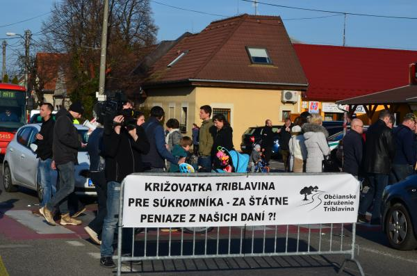 Vajnoráci, príďte podporiť protest za lepšiu regionálnu dopravu vo Vajnoroch a okolí