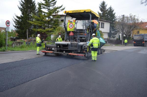 Opravy ulice Pri mlyne sú dokončené