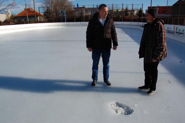 Vajnorská ľadová plocha doplatila na poruchu elektrického vedenia