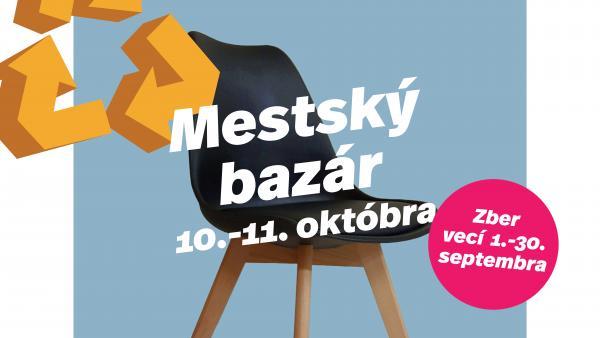 Bratislava otvorí svoj prvý Mestský bazár