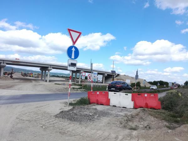 Dočasné dopravné obmedzenie na ceste z Vajnor na Čiernu Vodu