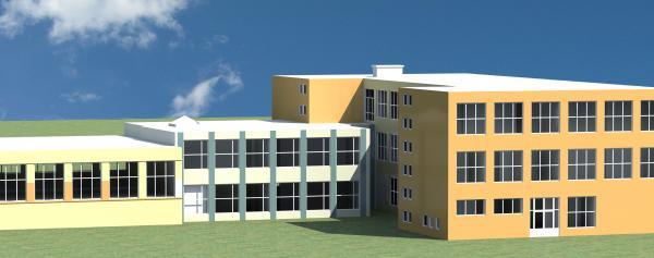 Začala prístavby 5 nových tried v ZŠ  Kataríny Brúderovej