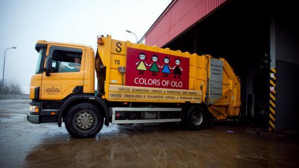 Počas sviatkov zvoz odpadu bude v upravenom režime