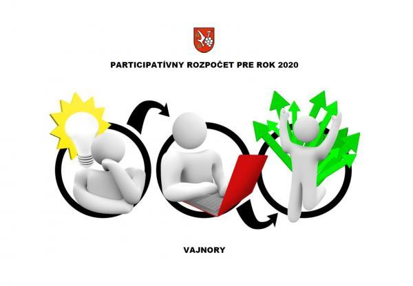 Participatívy rozpočet pre rok 2020