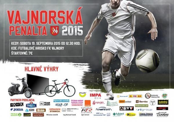 Vajnorská penalta 19.9. 2015