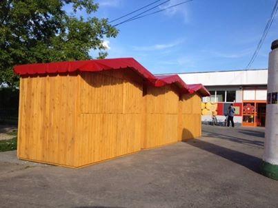 Otvorenie nového trhoviska vo Vajnoroch