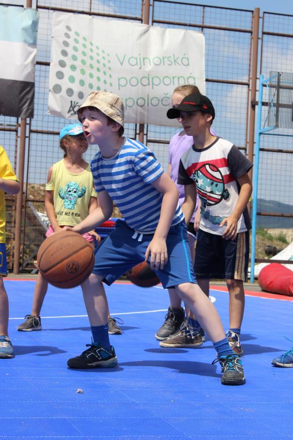 V basketbalovom turnaji súťažilo 19 družstiev