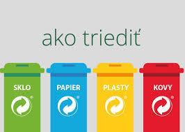 Osveta v rámci triedenia komunálneho odpadu