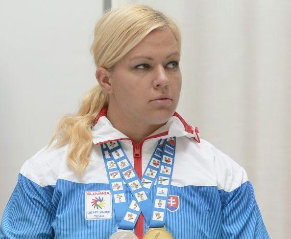 Obrovský úspech Ivany Krištofičovej - obhájila zlato