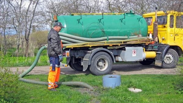 Vypúšťanie a likvidácia odpadových vôd zo žumpy