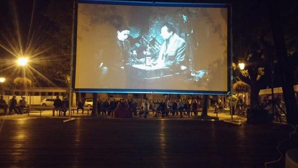 OPEN AIR letné kino v Parku pod lipami 14.8.2015