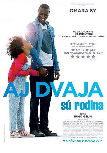 Letné kino: Aj dvaja sú rodina sa premieta v nedeľu 13. augusta