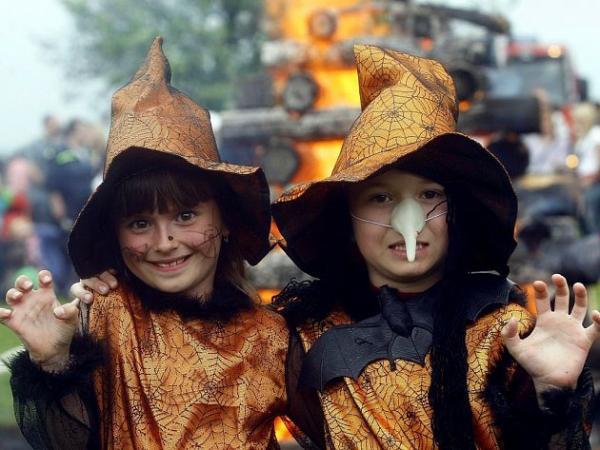 """Nedeľné popoludnie pre deti s """"čarodejnicami"""""""