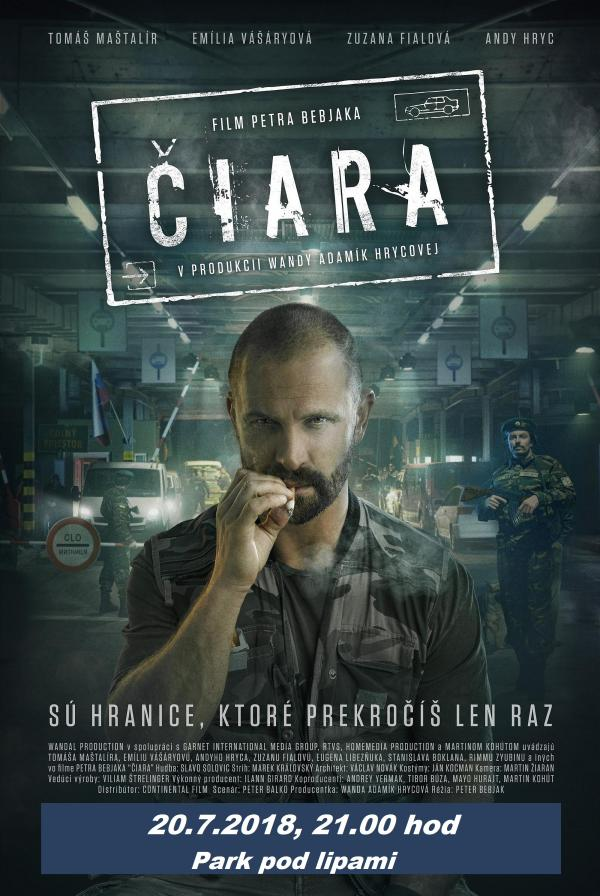 OPEN AIR KINO 2018: Čiara