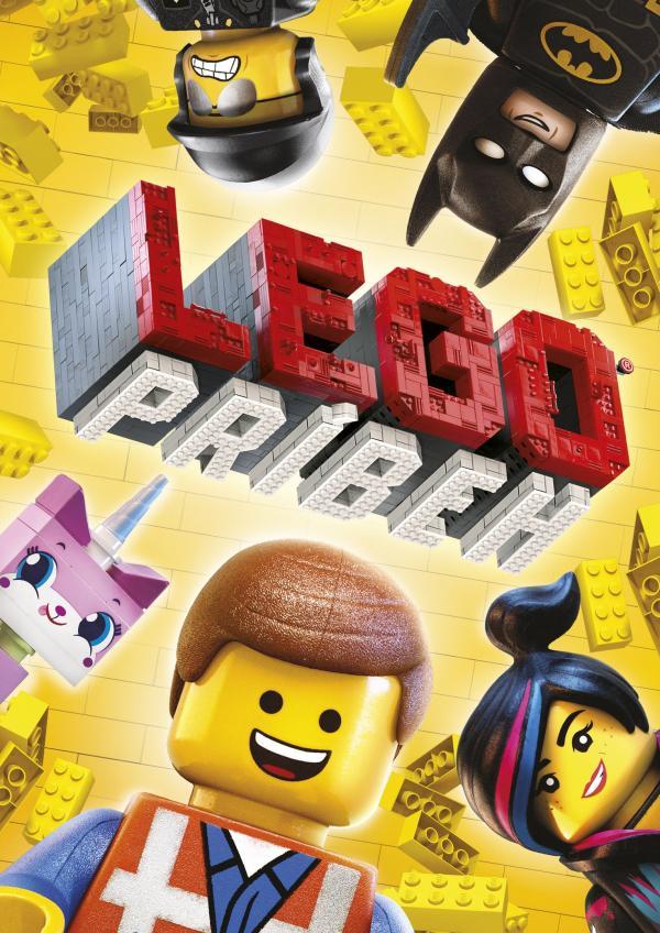 Letné kino: Lego príbeh