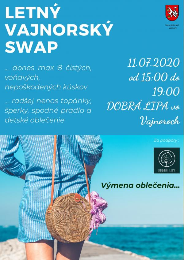 Letný Vajnorský SWAP