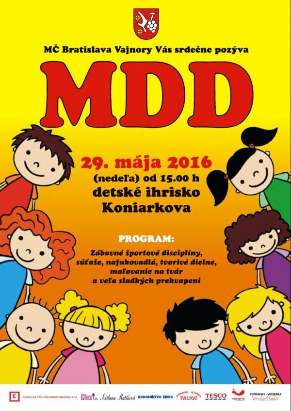 Medzinárodný deň detí 29.5.2016
