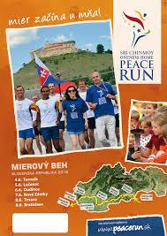Beh mieru - PEACE RUN 2016