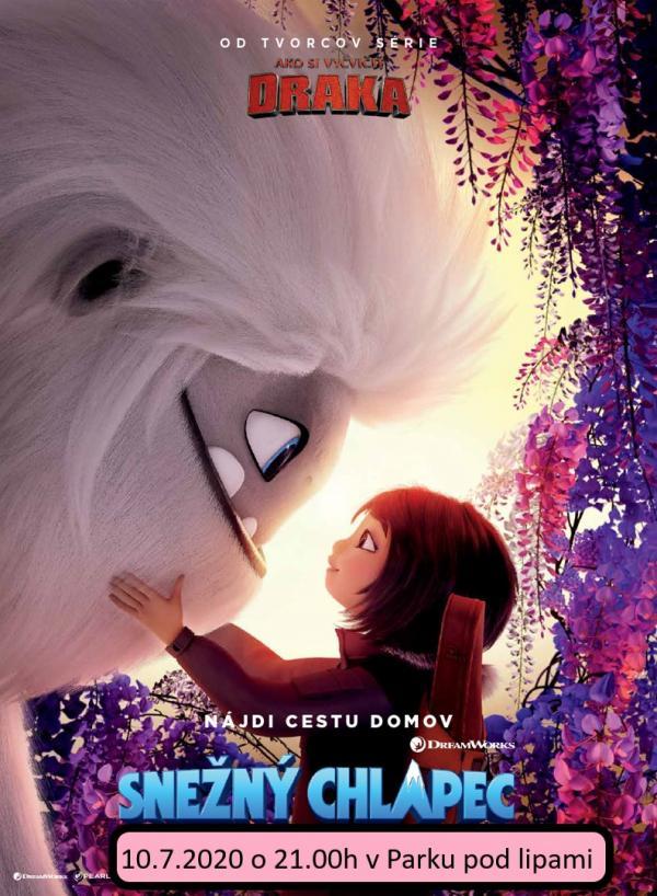 OPEN AIR Letné kino 2020: Snežný chlapec