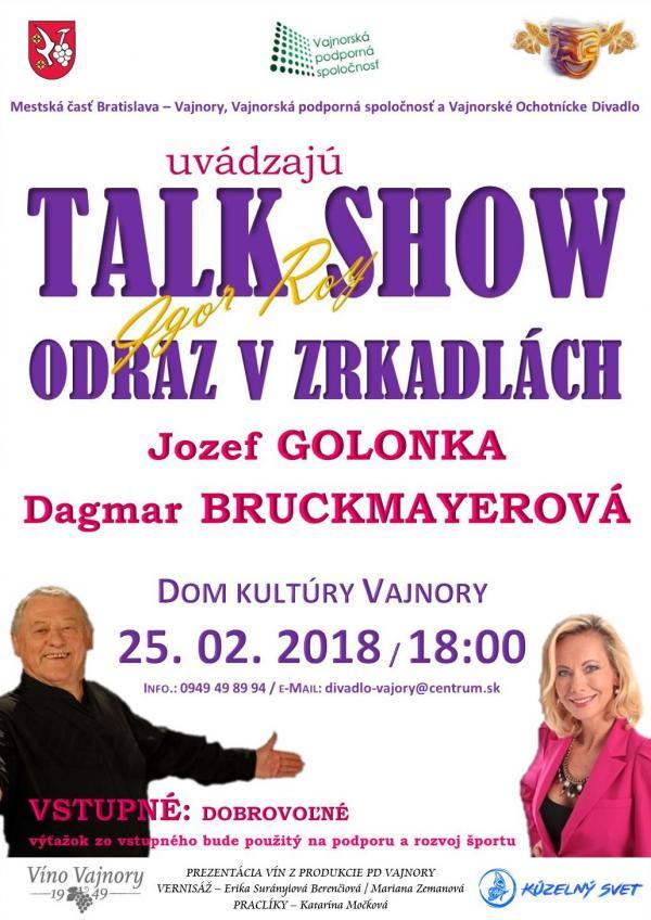 Talk Show 25. februára 2018