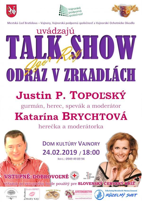 Talkshow 24. február 2019