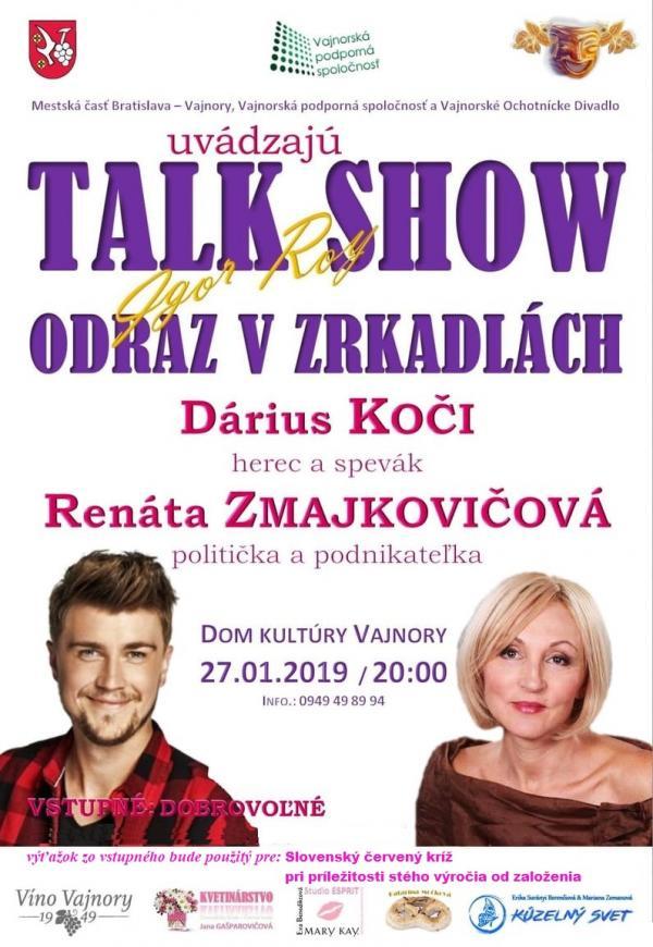 Talkshow 27. január 2019