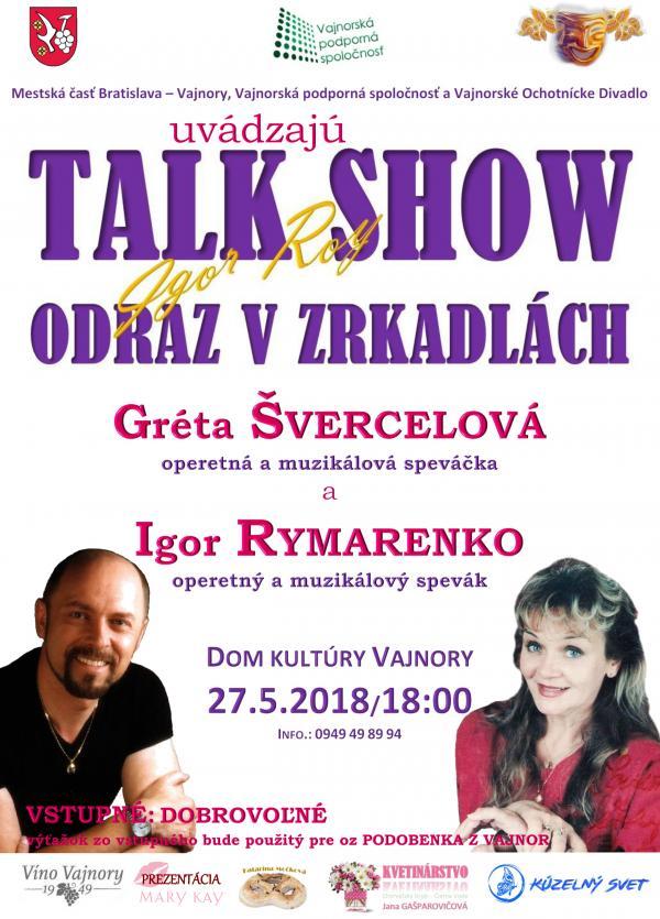 Talkshow Odraz v zrkadlách