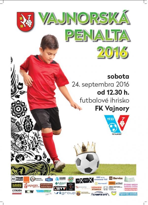 Vajnorská penalta 2016