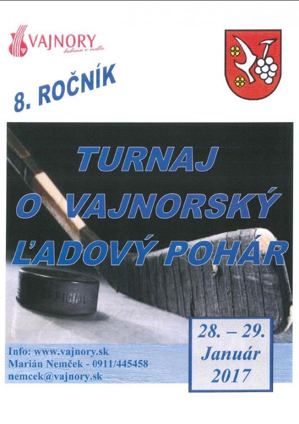 Vajnorský ľadový pohár 28.-29.1.2017