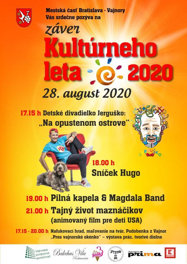 Záver Kultúrneho leta 2020