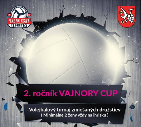 2. ročník VAJNORY CUP 15. december 2018