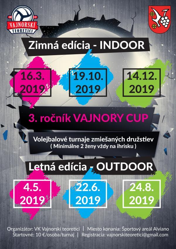 Volejbalový turnaj Vajnory CUP 22. júna2019 - Fidelov pohár