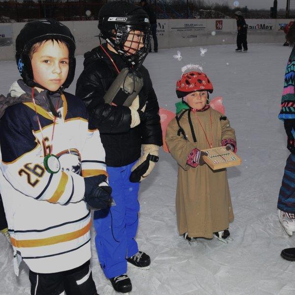 Karneval na ľade 31.1.2016 o 15:00h